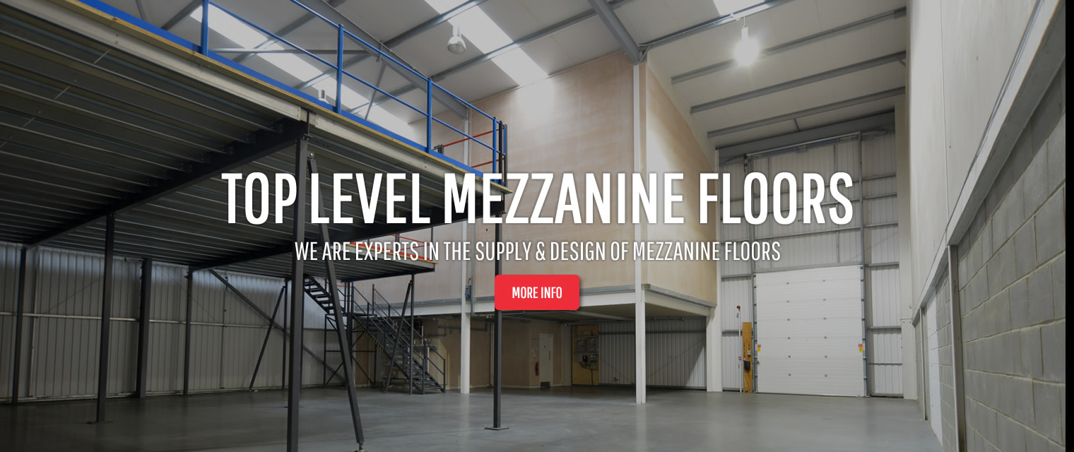 Mezzanine Floors and Decking