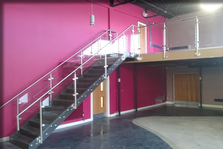External Staircases and Steel Stairs